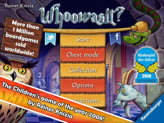 Whoowasit? - The board game screenshot 6