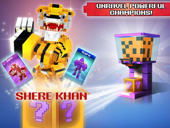 Super Pixel Heroes 2019 screenshot 10