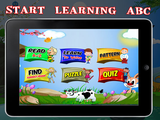 ABC Learning Games For Kids screenshot 6