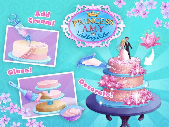 Princess Amy Wedding Salon 2 - Makeover & Spa screenshot 10