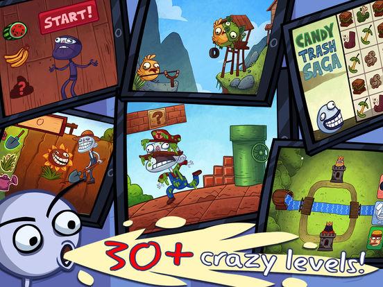 Troll Face Quest Video Games screenshot 8
