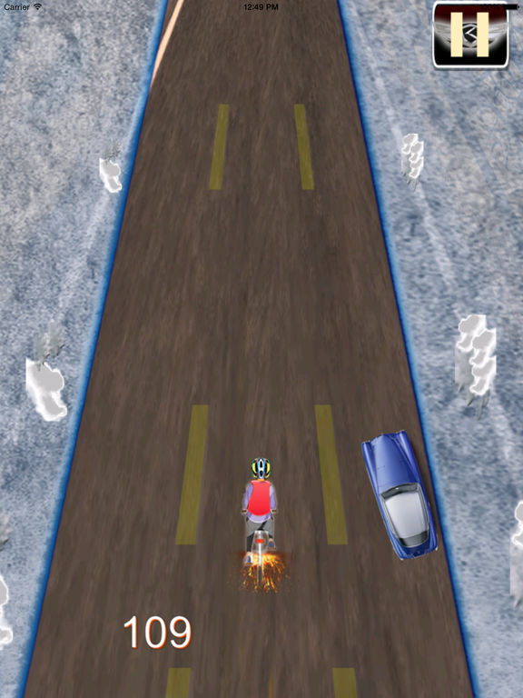 A Road Cycling Runner PRO - A Xtreme Adrenaline screenshot 7