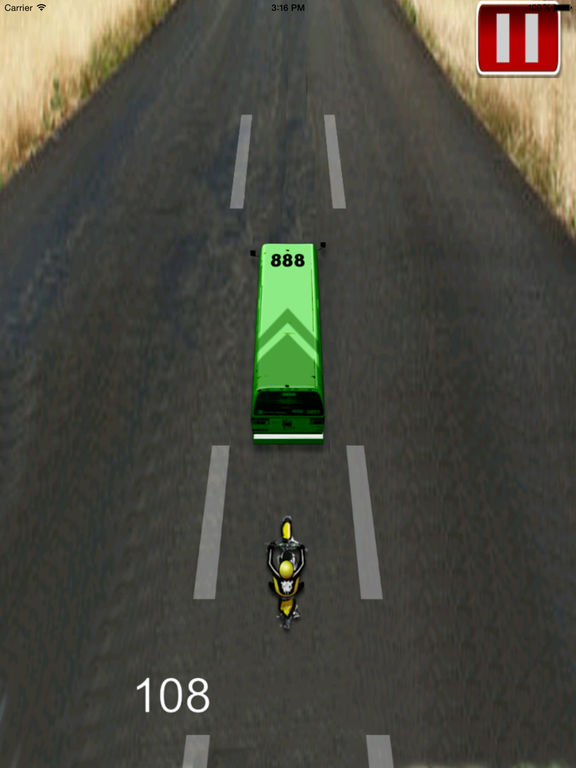 Crazy Motorcycle Champion Pro - Run and Win screenshot 7
