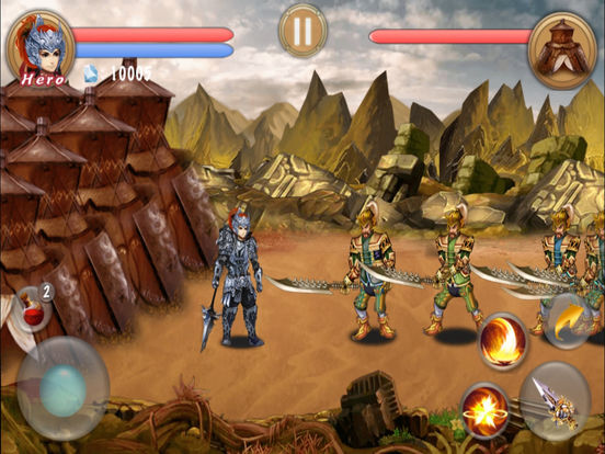 ARPG--Blade Of Dragon Hunter Pro screenshot 10