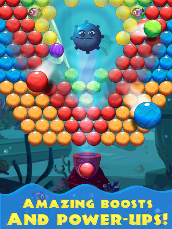 Bubble Shooter Sea screenshot 8