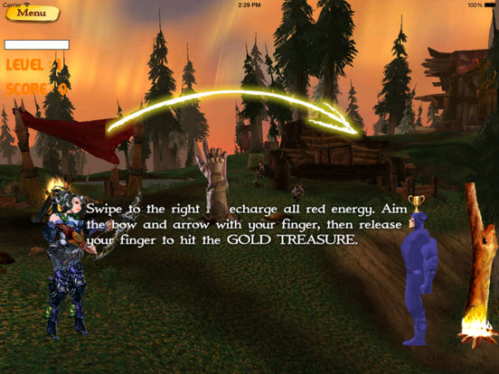 A Tournament In Temple Archery Pro - Archer World Cup Game screenshot 7