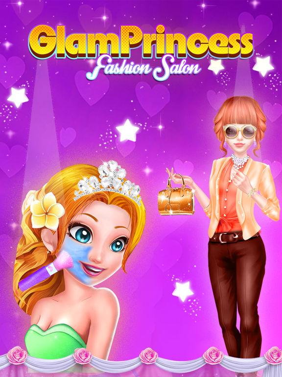 Glam Princess Fashion Salon screenshot 10