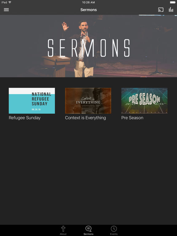 Aurora Community Church screenshot 5