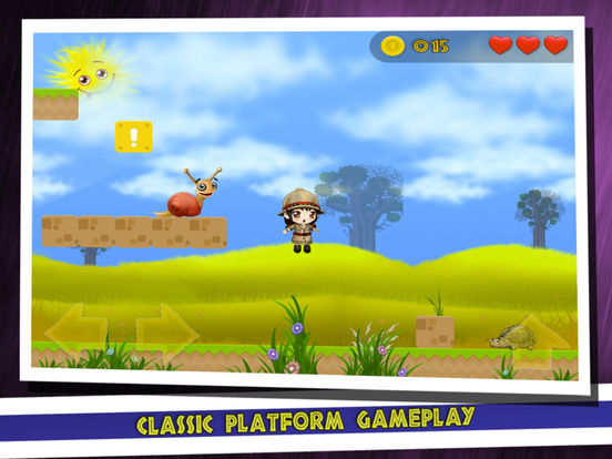 Sophia's World: Jump And Run Game screenshot 6