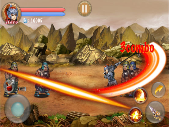 RPG-Blade Of Dragon Hunter Pro screenshot 7