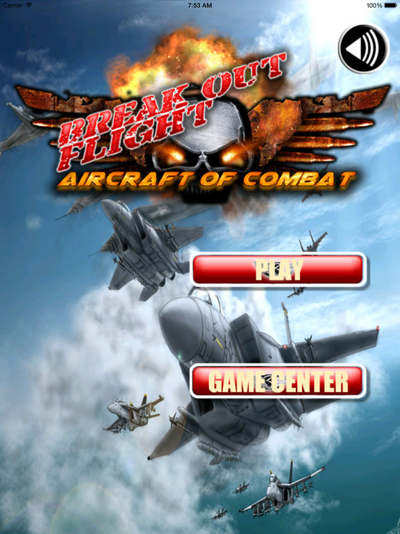Break out Flight Aircraft Of Combat - Amazing Fly Addictive Airforce screenshot 6