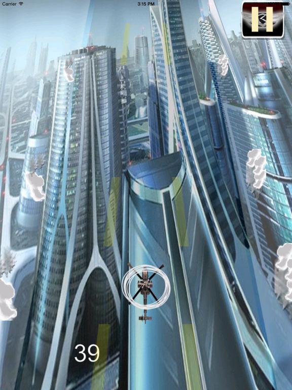 Gunships Infinite Flight - A great War In Heaven screenshot 9