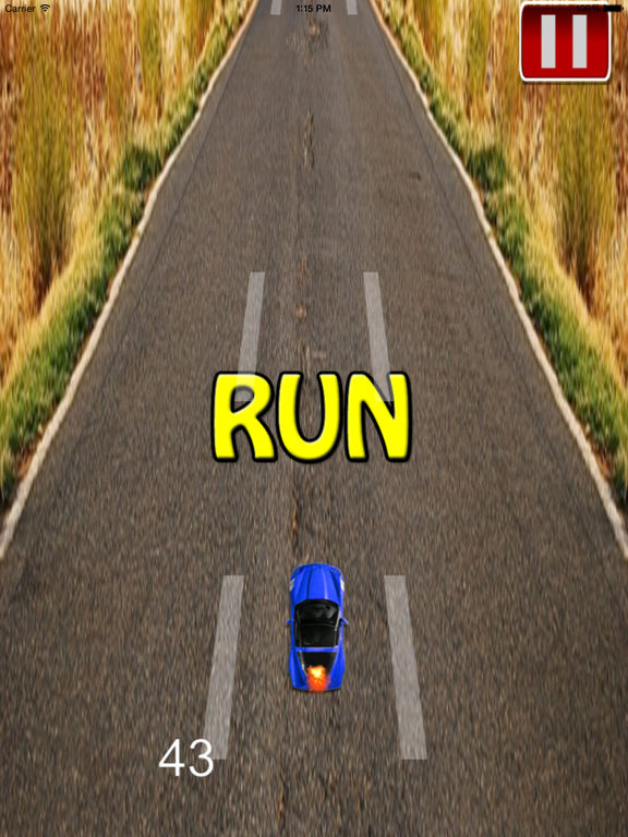 A Super Fast Car Race - Fury On The Road screenshot 9