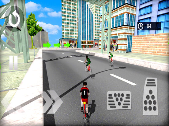 Bicycle Riding Racer : A new free Sport-s Game screenshot 4