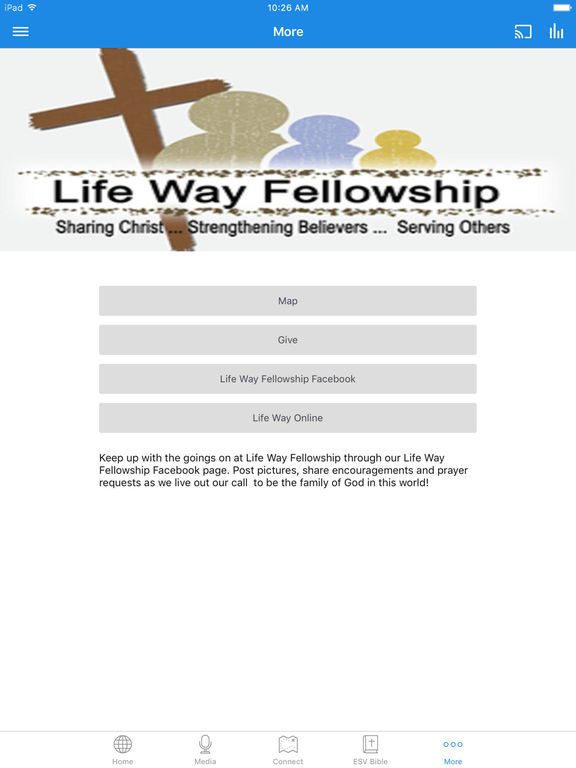 Life Way Fellowship screenshot 6