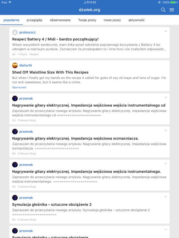 dzwiek.org screenshot 7