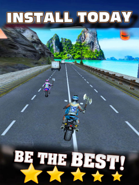 Motor City Fighter - Racing Game screenshot 6