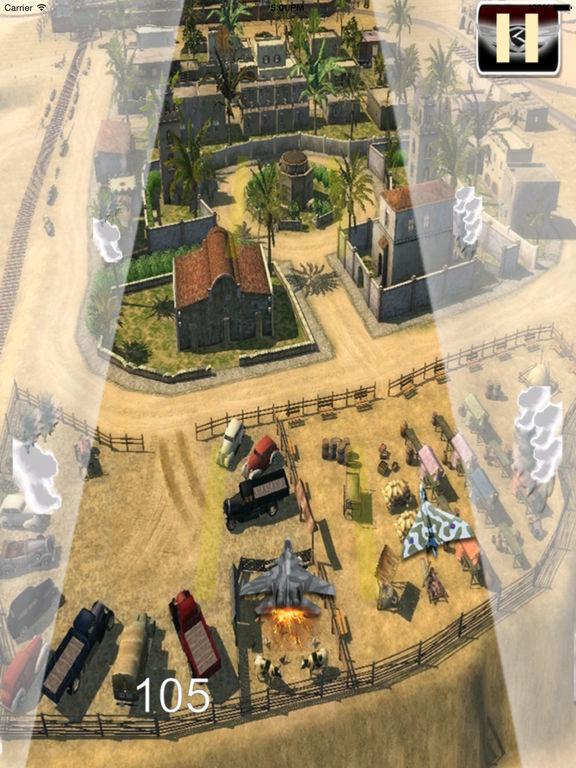 Aircraft Race Combat Flight - Iron Fleet Air Force F18 Jet Fighter Plane Game screenshot 9