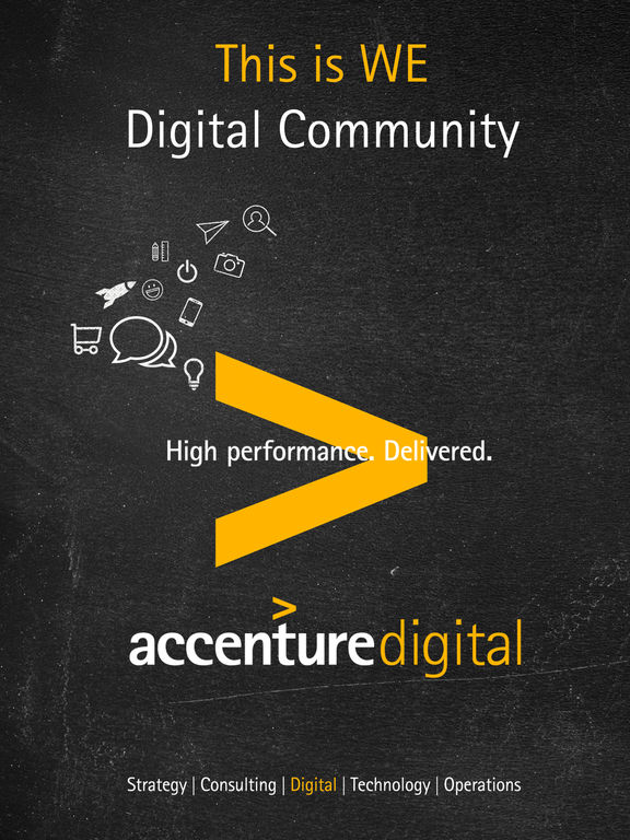 Accenture Digital Community screenshot 4