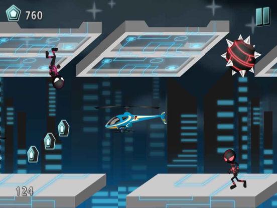 Absolute Stickman - Zero Gravity Edition screenshot 7