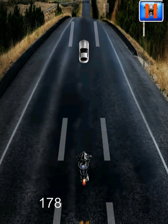 A Motorbike Rival In Race - Powerful High Speed Driving screenshot 9