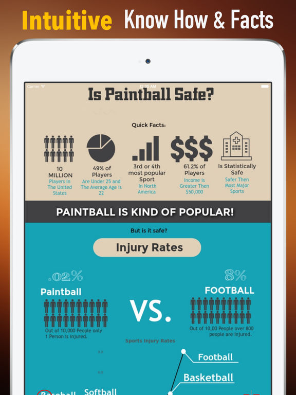 Paintball Strategy and Tactics: Secrets of bushball players screenshot 6