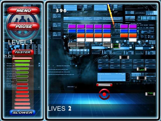 Arck Breakout War - The Addictive Blocks Simulator screenshot 10
