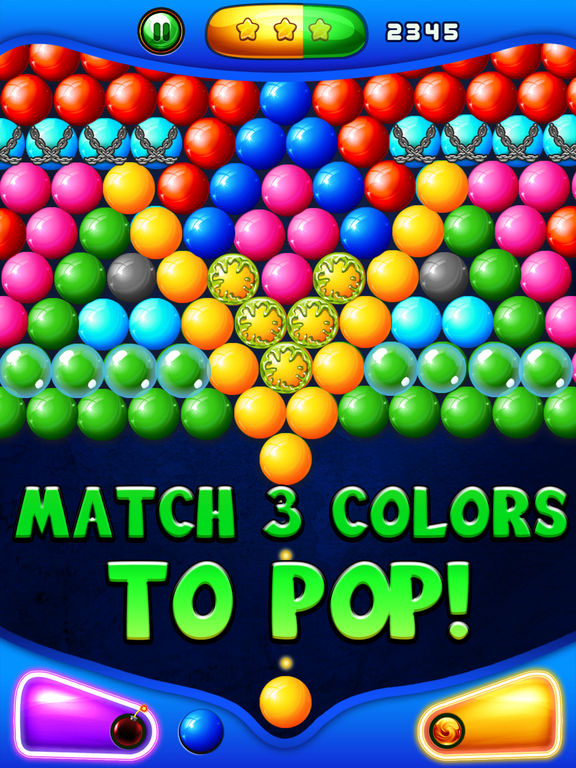 Bubble Shooter Dash screenshot 9