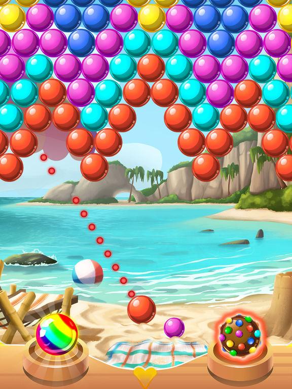Bubble Shooter Sun screenshot 9