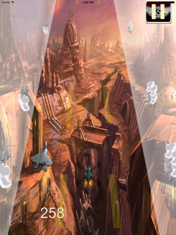 Copter Adrenaline Chaos Addictive - A Copter Addictive X-treme Game screenshot 10