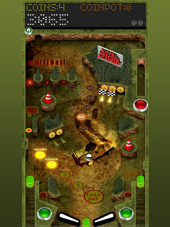Pinball Racing Full screenshot 3