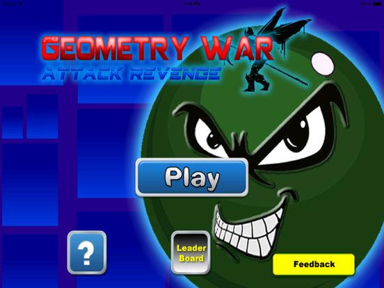 Geometry War Attack Revenge P-Jumping The Amazing screenshot 6