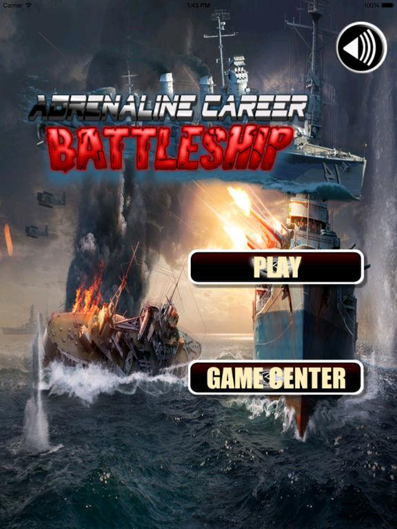 Adrenaline Career Battleship - Fast-paced naval warfare! screenshot 6