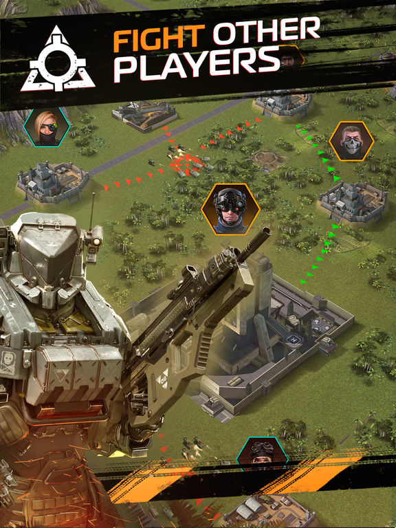 Soldiers Inc: Mobile Warfare screenshot 10