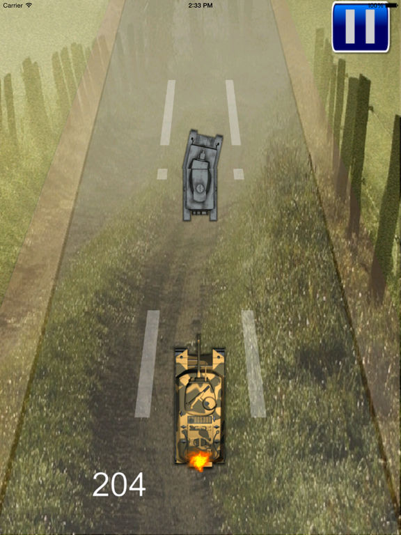 Amazing Tank Superhero - Race World of War Tanks Blitz screenshot 7