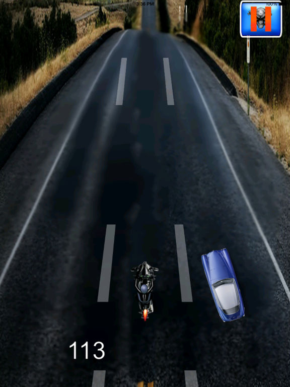 A Motorbike Rival In Race - Powerful High Speed Driving screenshot 8