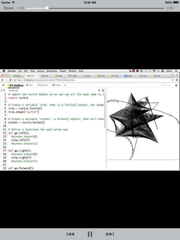 Python Games screenshot 8