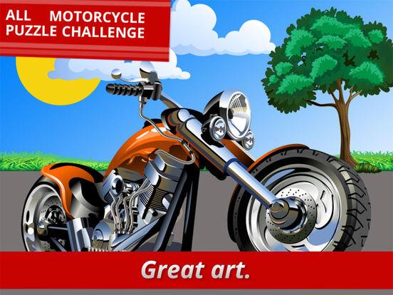 All Motorcycle Puzzle Challenge (Premium) screenshot 8