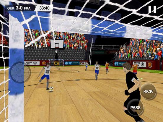 Indoor Soccer Futsal 19 screenshot 8
