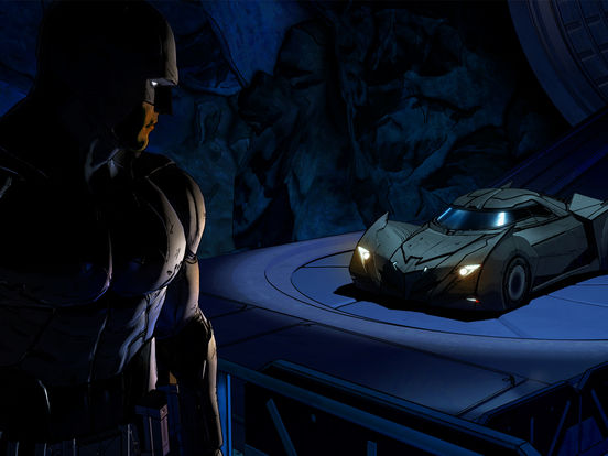 Batman - The Telltale Series screenshot #4