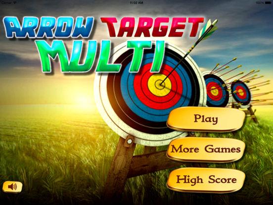Arrow Target Multi - Ambush Explorer Game screenshot 10