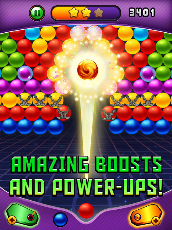 Shoot Bubble Arcade screenshot 6