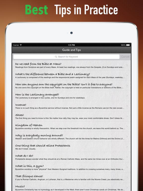 Catholic Liturgy Guide:The Spirit of the Liturgy screenshot 9