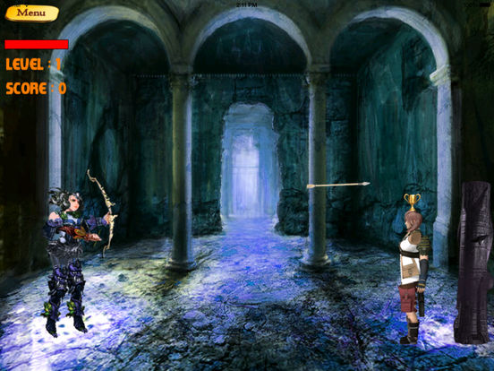 A Secret Archer Vindictive Pro - Max Aiming screenshot 10