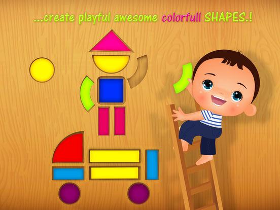 Sweet Little Jacob Playschool - No Ads screenshot 7