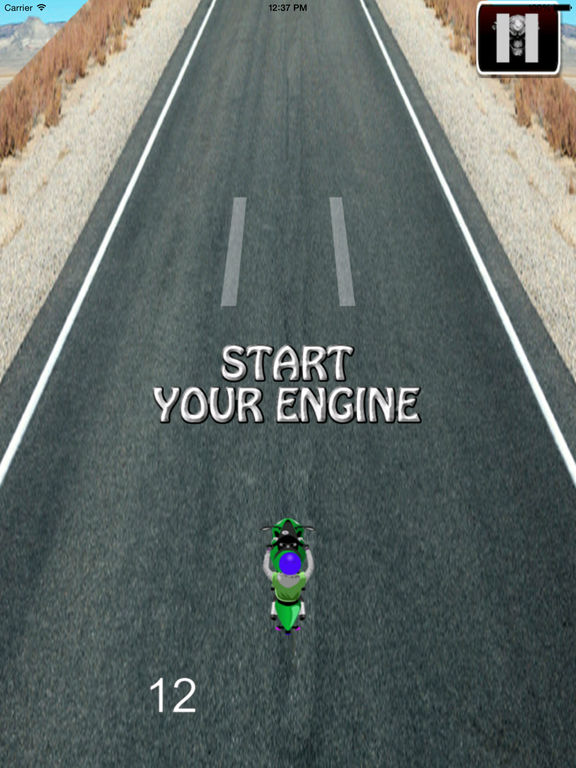 Adrenaline Formula Motorcyle - Extremely Addictive Racing Game screenshot 9