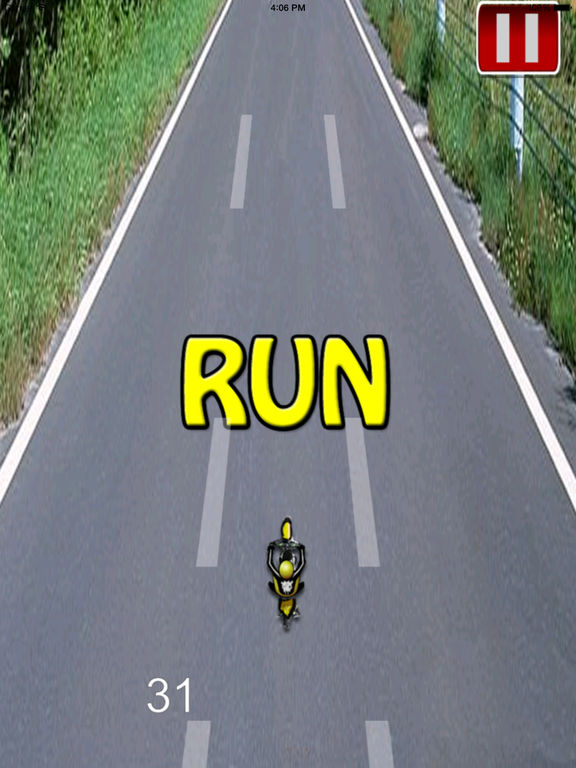 A Spectacular Motorcycle Race Deluxe - Speed Game screenshot 9