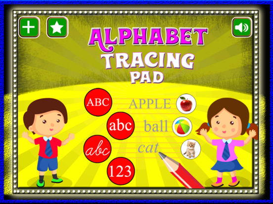 ABC Kids - Alphabet Tracing Game screenshot 6