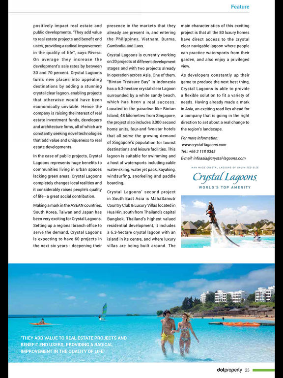 Dot Property Magazine screenshot 10