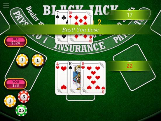 Blackjack Vegas 21 screenshot 5